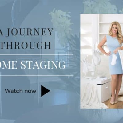 Get a behind-the-scenes look at the process of staging a beautiful home in Orlando, Florida.   ProfessionalStaging.com #realestate #staging #sellingahome