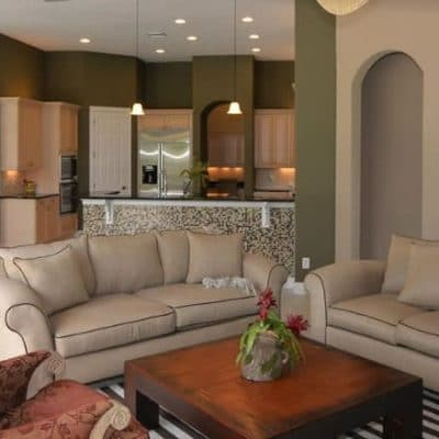 Featured Staged Listing: 353 Fernlake Place | Staged by MHM Professional Staging, LLC