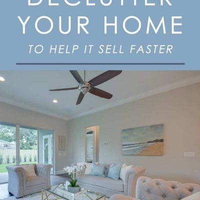 Decluttering is one of the most important steps in preparing your home for sale, but where exactly do you start? Follow these easy decluttering tips that will help put your home's best face forward.