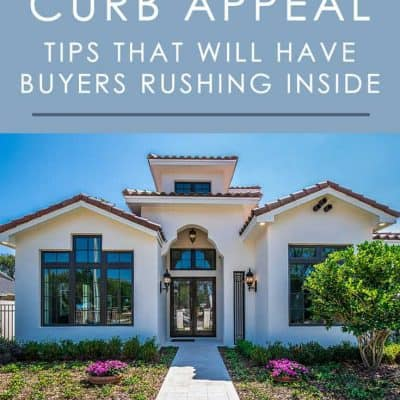 Summer is the most competitive time of year to sell your home. Follow these summer curb appeal tips to give your home an edge on the competition.