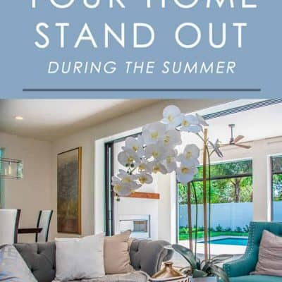 Summer is the most competitive time of year to sell a home. Take advantage of these savvy home staging tips to give your listing an edge on the competition.