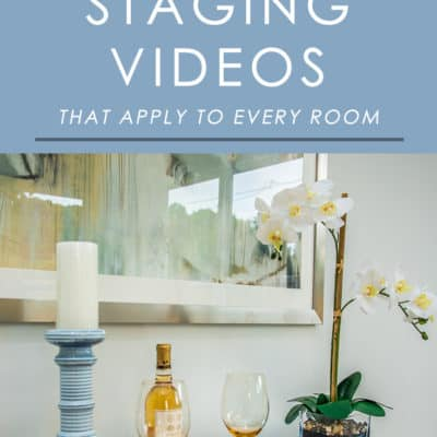 Want to make your home more appealing to buyers to give it an edge in the market? Try these home staging tips that you can apply to every room in your home.