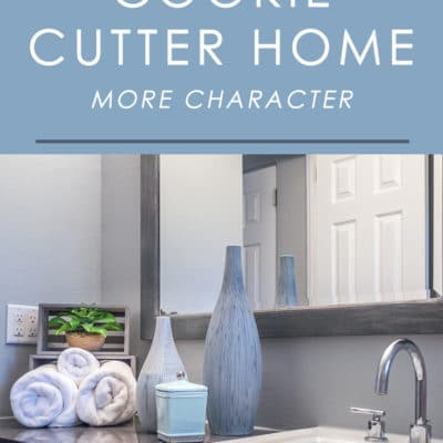 Wish your home had more unique, interesting architectural details? You don't have to spend a lot of money to get them. Here are some easy ways to give your home more character.