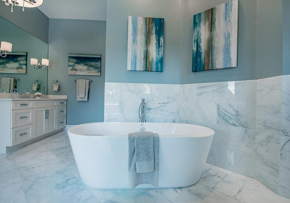 Want to turn your bathroom into a spa-like retreat? You don't have to spend thousands of dollars on a renovation to make it happen.