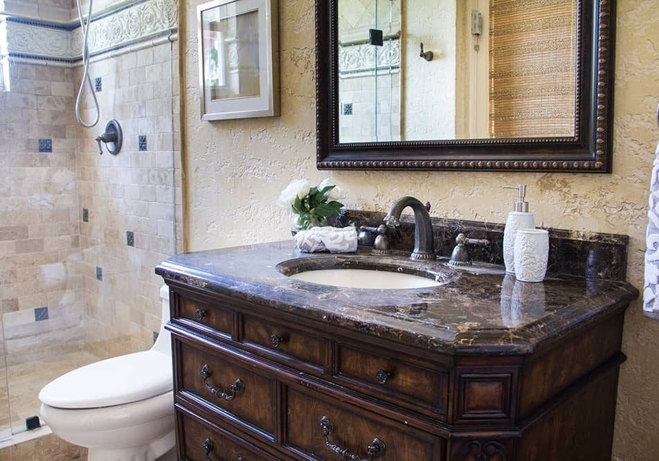 How To Make A Big Impact In A Small Bathroom Professional Staging Inspiration How To Design Small Bathroom