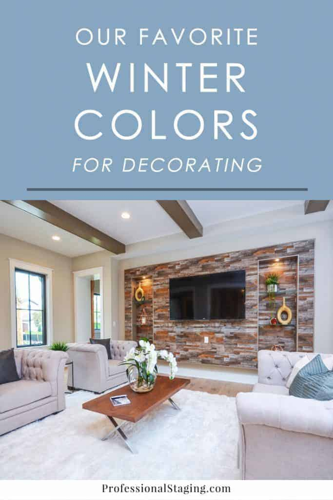 Brilliant Our Favorite Winter Color Schemes For Decorating Mhm Download Free Architecture Designs Intelgarnamadebymaigaardcom