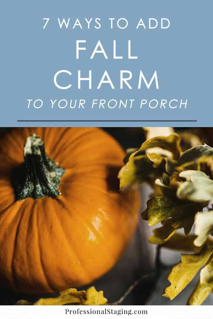 Ready to embrace the fall spirit at home? Start by making a festive, inviting first impression on your front porch with these easy and stylish decorating ideas.