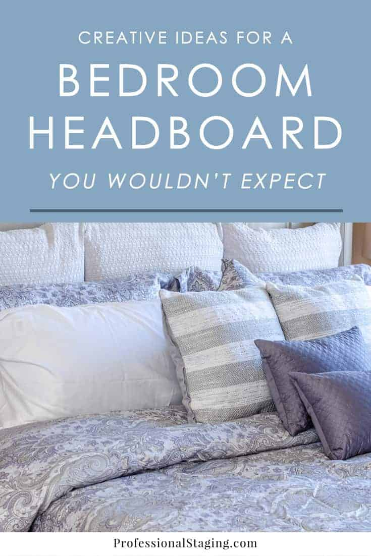 Headboards are part of the focal point of any bedroom. If you want to get creative with yours, try one of these fun DIY headboard ideas!