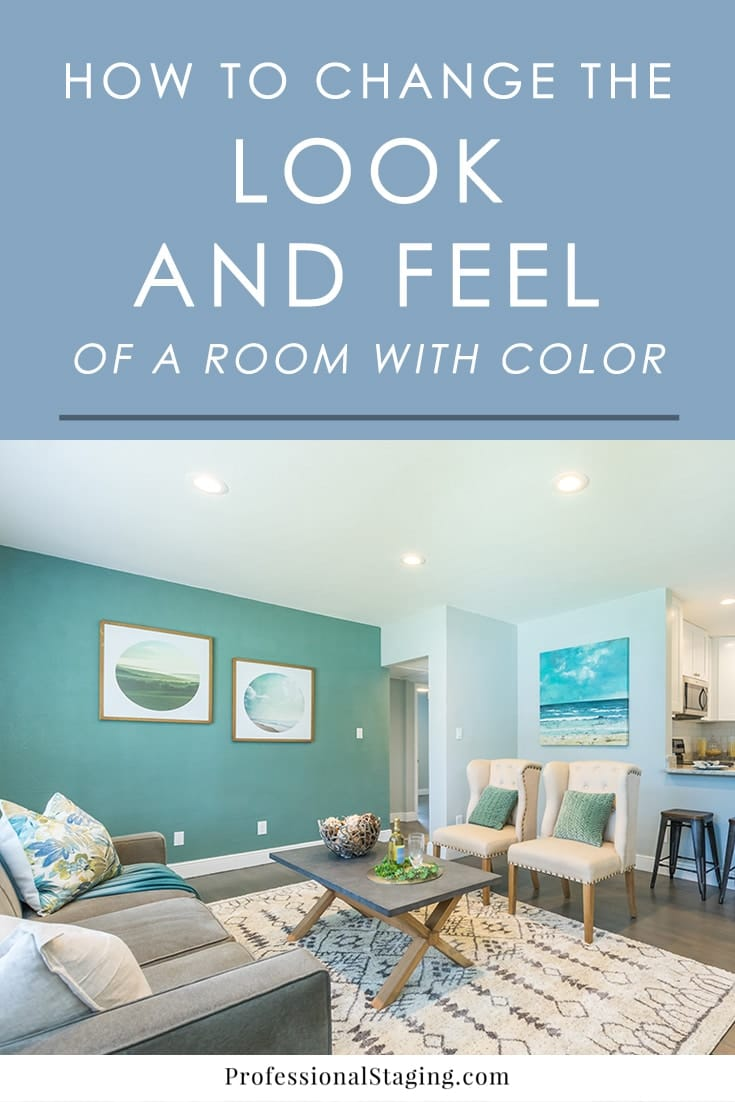 Color has the power to change the entire look and feel of a room. Follow these simple tips to pick the right ones for your space.