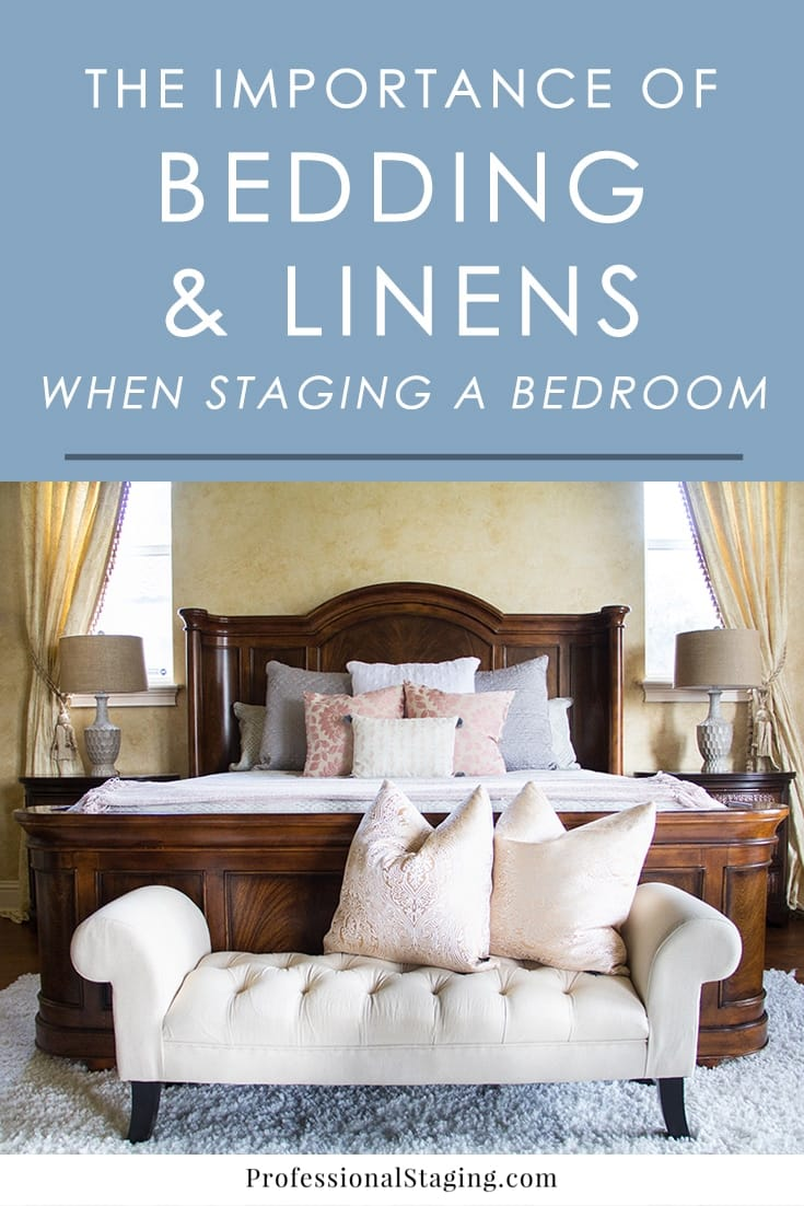 The Importance Of Bedding When Staging A Bedroom Mhm Professional Staging