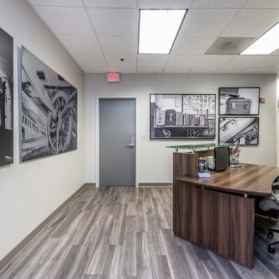 Bags Inc Office Design by MHM Professional Staging