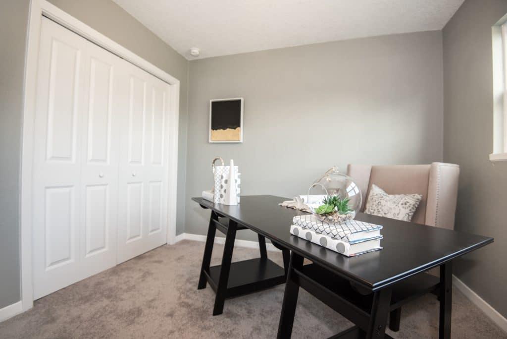 Home office of 4100 Kasper Drive