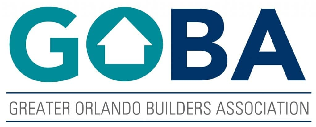 Logo of the Greater Orlando Builders Association (GOBA)