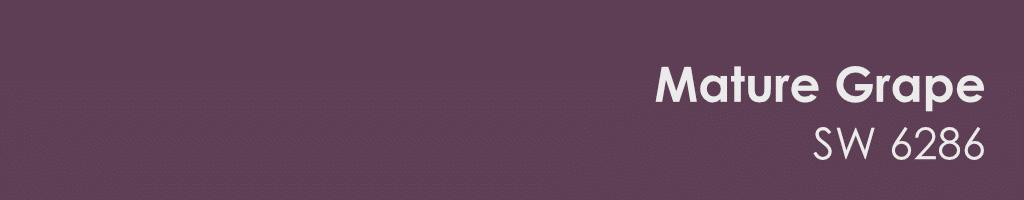 Mature Grape SW 6286