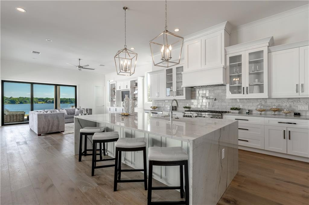 Home staged by MHM Professional Home Staging for the Parade of Homes Orlando