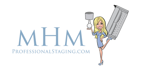 MHM Professional Staging Logo