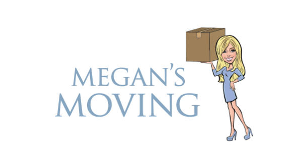 Megans Moving Logo