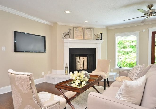 Staging by MHM Professional Staging, LLC   ProfessionalStaging.com #livingroom