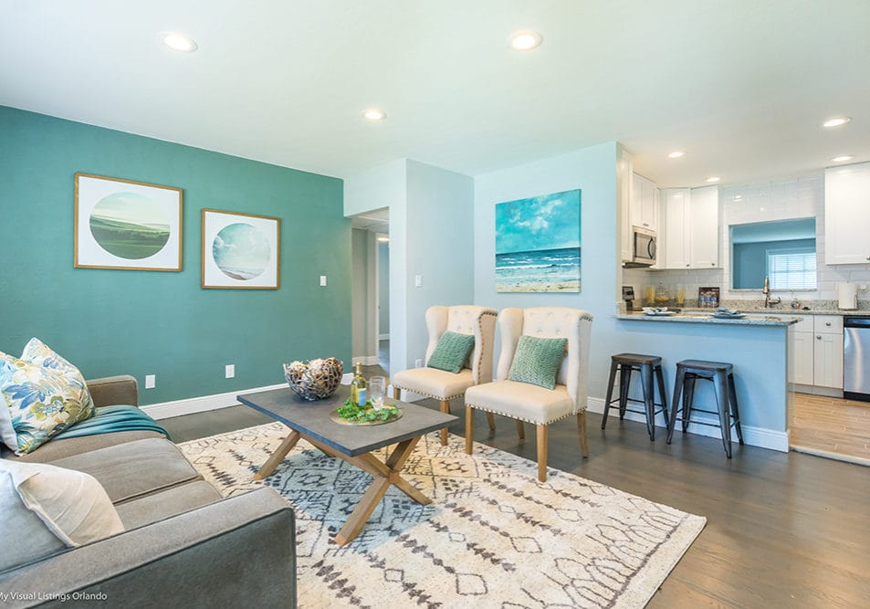 How To Change The Look And Feel Of A Room With Paint Colors